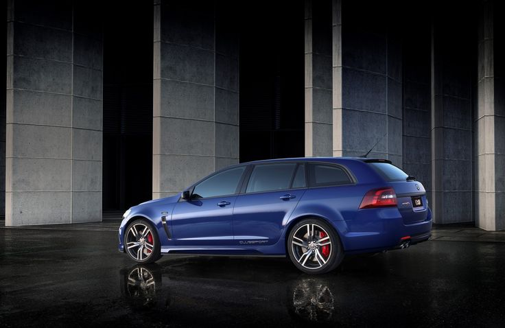 HSV MY17 30th Anniversary ClubSport R8 Tourer LSA. 410kW/691Nm.
