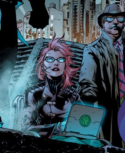 Oracle, Barbara Gordon - The woman who proved that all it takes to be one of the best superheroes in the universe is intelligence, compassion and strength of character.