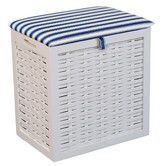 Found it at Wayfair.co.uk - Laundry Basket / Loft Stool