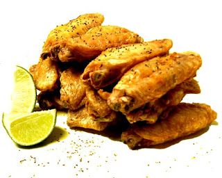 The For Real Life of WifeyMom: My Easy Lemon Pepper Wings (Fried Naked or Baked)