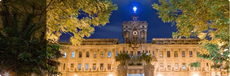 The University of Santo Tomas is the oldest existing university in Asia (founded in 1611). In terms of student population, it is the largest Catholic university in the world in a single campus.