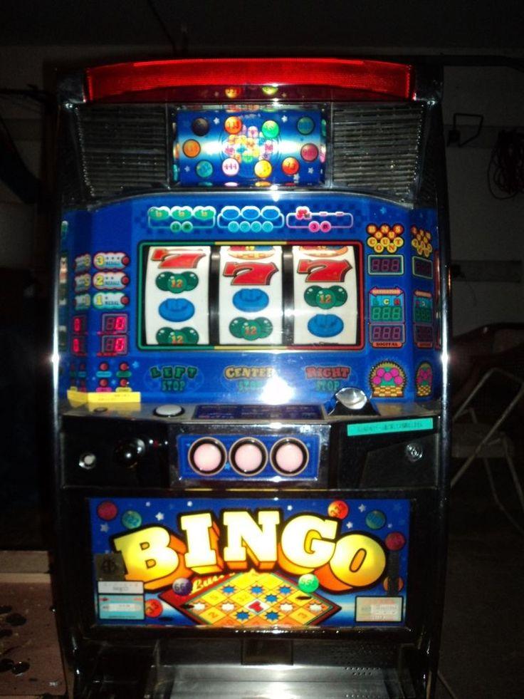 Casino slot machines parts lottery gambling