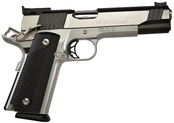 Para USA SX 1445 Ltd --- Beautiful gun.