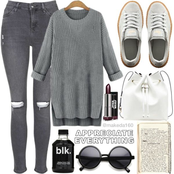 || Lay me gently in the cold dark earth || by makeda160 on Polyvore featuring polyvore, fashion, style, Topshop, Puma, Sole Society and clothing