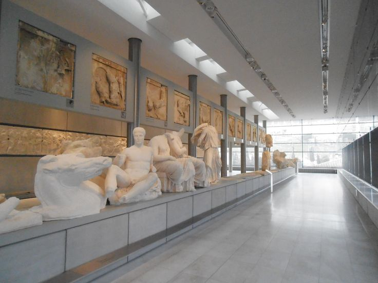 #AcropolisMuseum could be the start for a change! #Athens