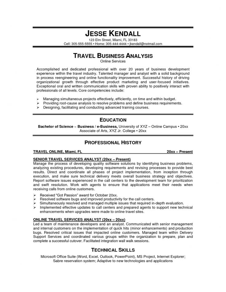cruise agent sample resume invoice word template free travel example sampl descriptions insurance corporate job manager for