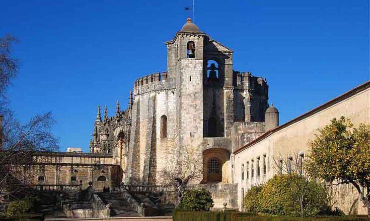 Convento de Cristo - Tomar - Portugal.