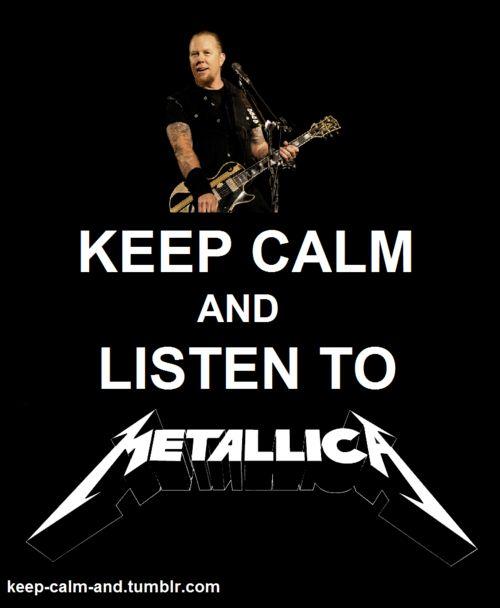 Metallica!  Yeahhhhhhhh!!  Metal rocks!!!!!!