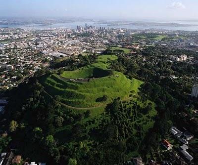 Mount Eden, New Zealand