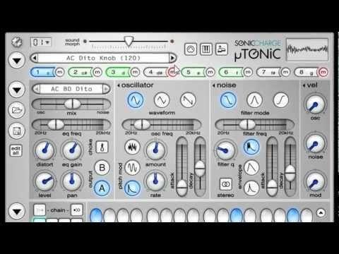 Sonic Charge - Microtonic