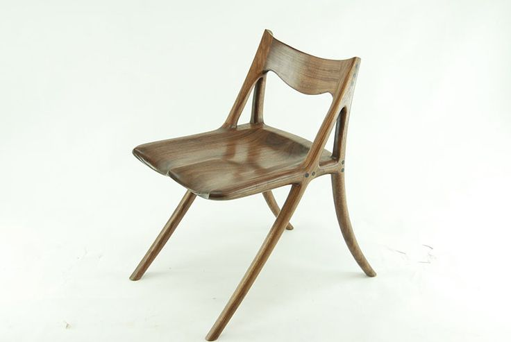 A Chair by Canadian Woodworks featured on thedesignhome.com website
