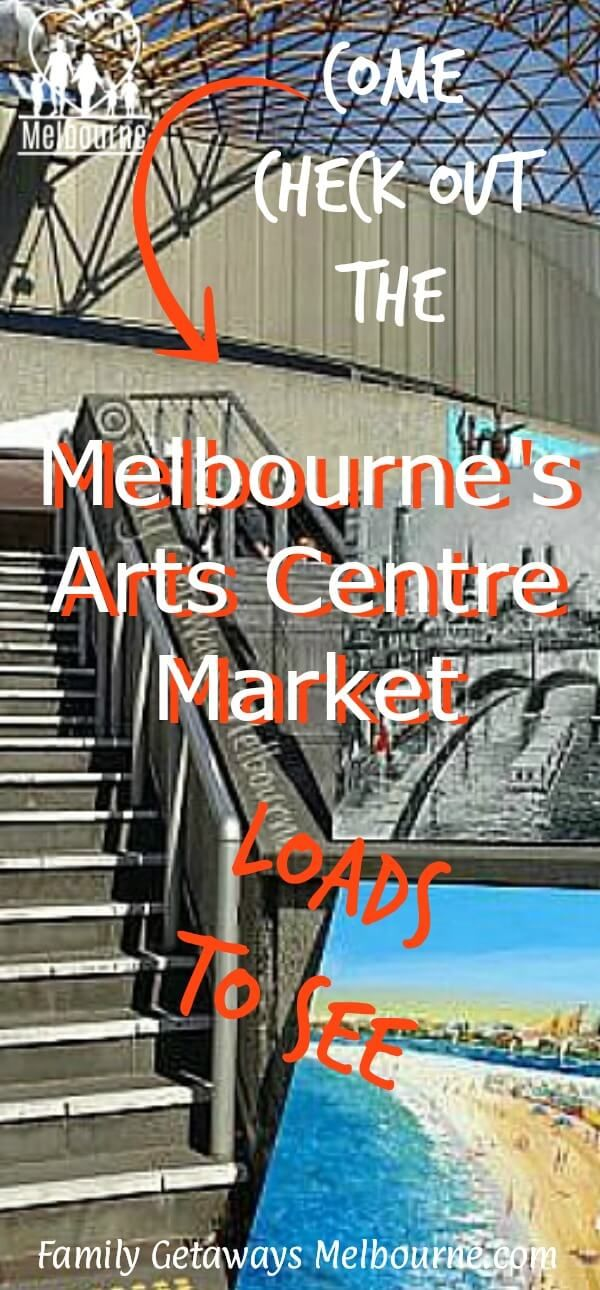 Check out the world famous Art Centre Market held right in the centre of Melbourne, Australia. Click the image for more details.