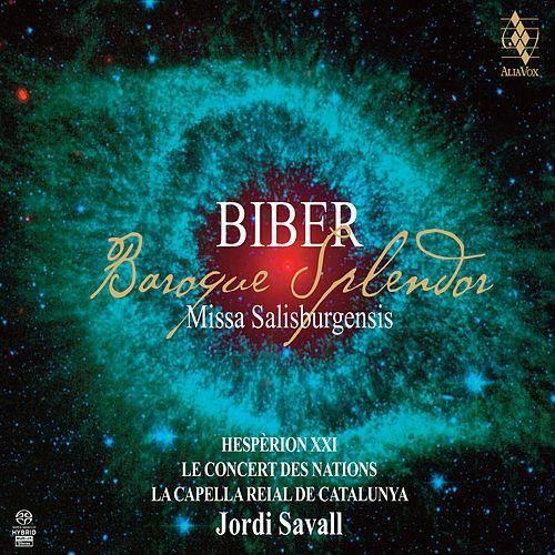 Biber: Baroque Splendor von Jordi Savall