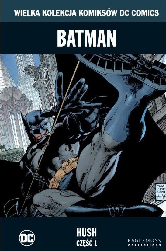 Batman: Hush. Część 1. #DC #Batman