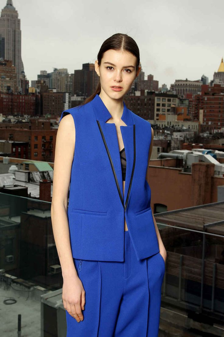 A look from Co Co by Coco Rocha's debut collection. Photo: Co Co by Coco Rocha
