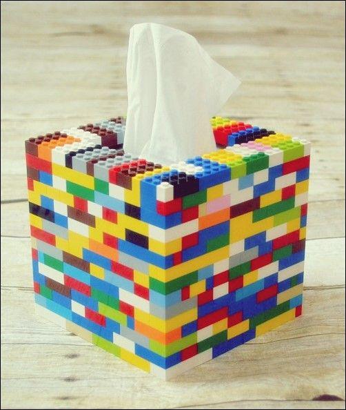 Lego Upcycling Projekte zur Förderung Ihres inneren Kindes