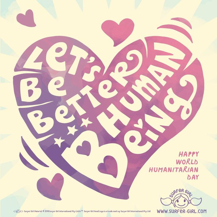 Let's be better human beings by doing the kind things we are capable of doing :) We all have the power in us ^^ Happy World Humanitarian Day, Girls ^^ Love, Summer <3 #surfergirl #wordsofwisdom #kindnessquote #peacequote #worldpeace