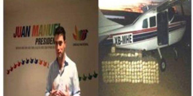 ALTO ESCÁNDALO: Capturan avioneta propiedad de Esteban Santos con droga (+DETALLES)