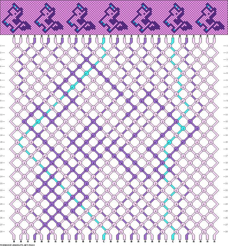 картинки для плетения фенечки стечению обстоятельств, этот
