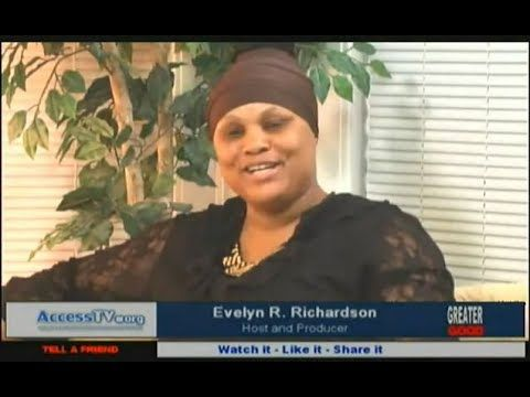 For the Greater Good with Evelyn Richardson will be LIVE @ 8:00am -7/4/2017 - be sure to watch it on AccessTV.org Channel 5: https://www.accesstv.org/ch-5  On today's show Evelyn will be speaking to Warren Hardy of HYPE (Helping Young People Evolve). In light of all the murders in our community what can we suggest to do or do to bring young people together to work on issues with their peers and community? Lets ask Warren Hardy what he has to share and how can HYPE help.  Watch it • Like it •…