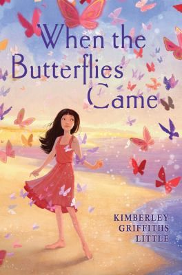 When the Butterflies Came by Kimberley Griffiths Little (Grades 5 & up). Tara Doucet is grieving for her grandmother, and her family is falling apart around her, but it seems like her grandmother has preplanned an elaborate itinerary for her to follow which will lead her and her sister Riley from Louisiana to a South Pacific island and into danger—and everywhere she turns butterflies follow.