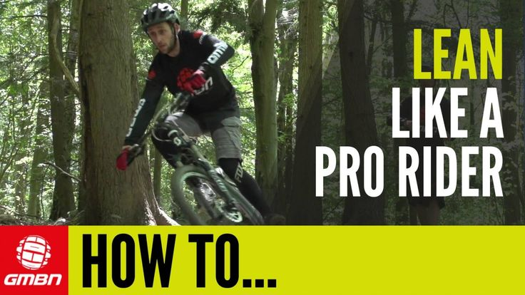 Video: How To Lean Your Mountain Bike In Turns: Corner Like A Pro! | Singletracks Mountain Bike News