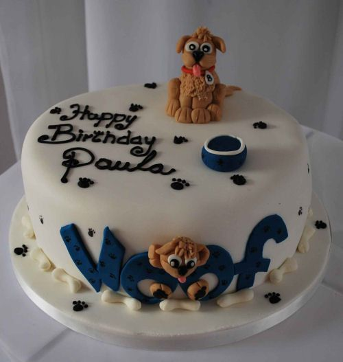 puppy birthday cake 250 best birthday cakes images on 6866