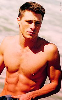 Colton Haynes <3 he is just so dang fine