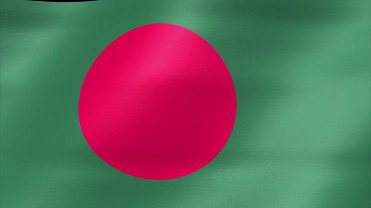 Bangladesh Flag 001