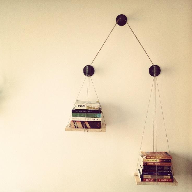 Balance Bookshelf - read and unread books