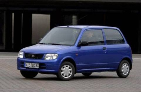 DAIHATSU MIRA CUORE L701 1999-2003 WORKSHOP SERVICE MANUAL