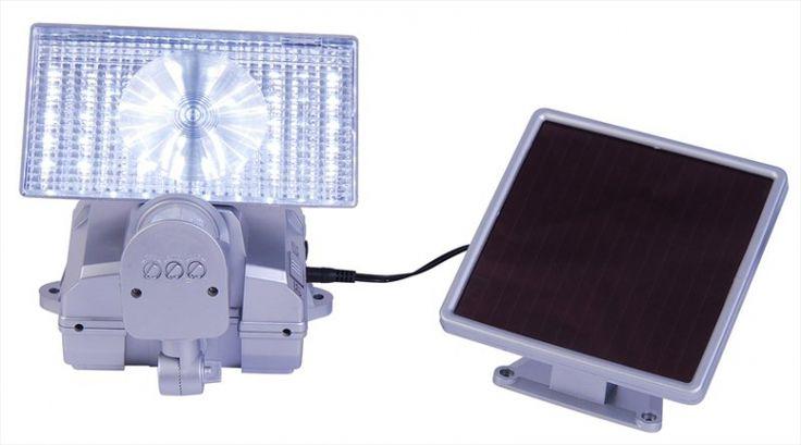 lampa solara cu panou de alimentare mare 3712S marca Globo