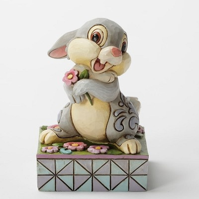 2013 Jim Shore Disney Traditions, Spring Has Sprung - Thumper Figure (Pre-Order Item. Mid-February 2013 Delivery)