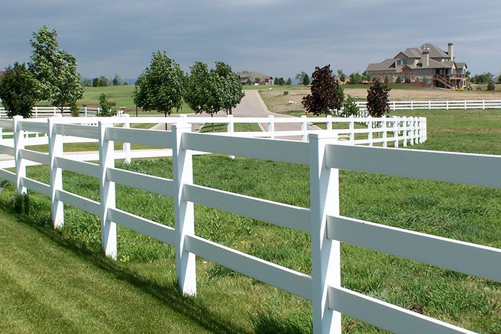 106 Best Pvc Fence For Garden Images On Pinterest Vinyl