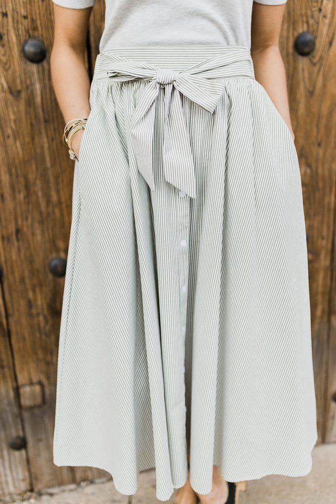 f85ebb002c7 Ponderosa Midi Skirt