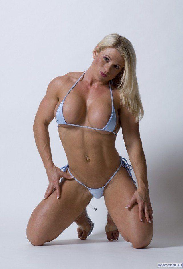 girl naked fitness models
