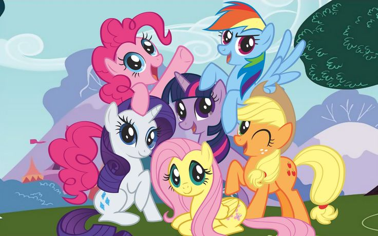 My Little Pony Games - Hero Games World | Be a Hero