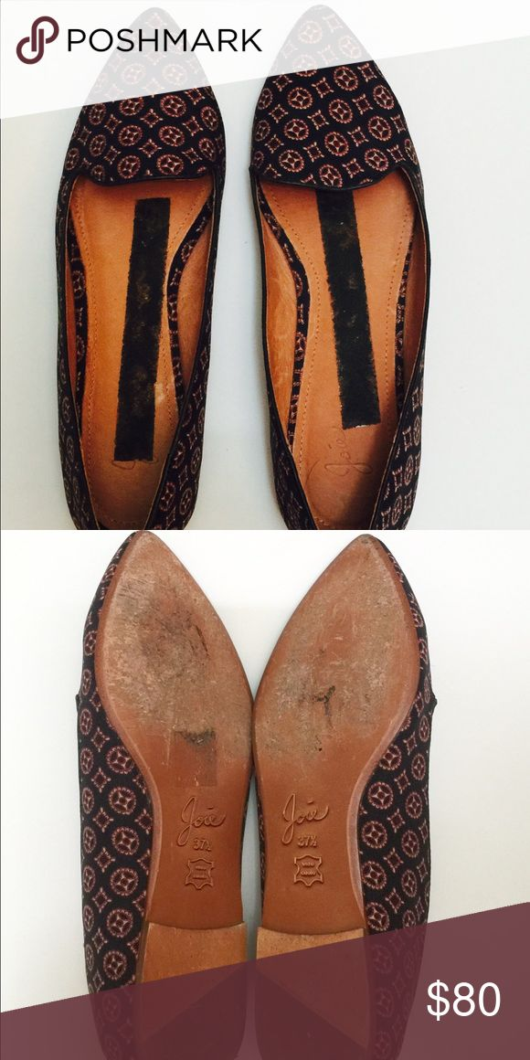 JOIE Shoes Used few times. Great condition. Joie Shoes Flats & Loafers
