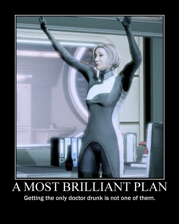 WynneWin in Wonderland: Mass Effect 2 Rant