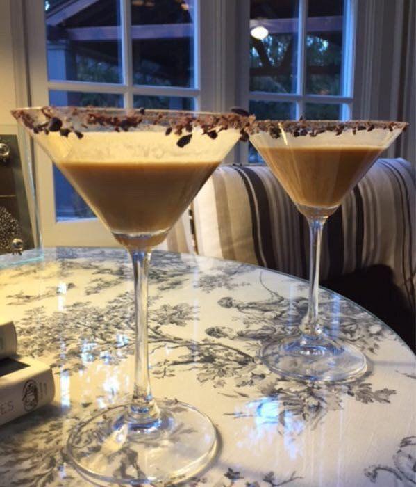 Casanova Chocolate Martini