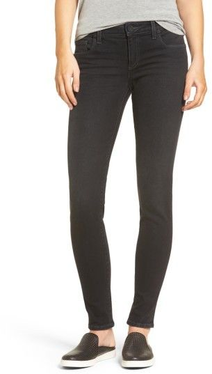 Women's Kut From The Kloth Donna Skinny Jeans on sale at Nordstroms $59.90. orginally 89.50
