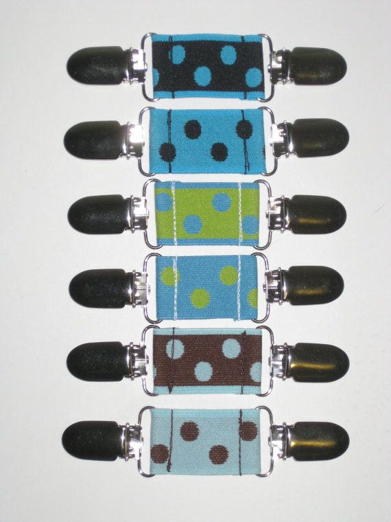 ELASTIC CLIP BELT for Children Toddler Baby by SweetSparrowDesign