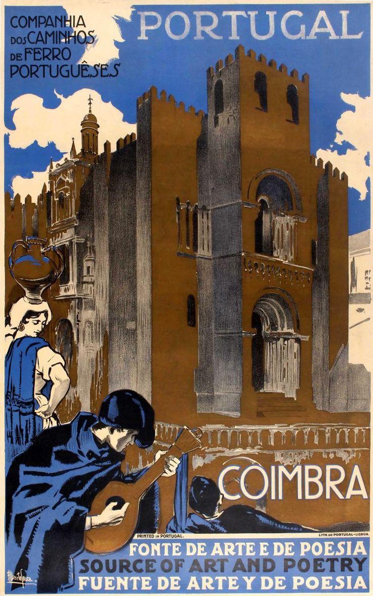 Portugal - Coimbra - 1930's - (Alberto Souza) -