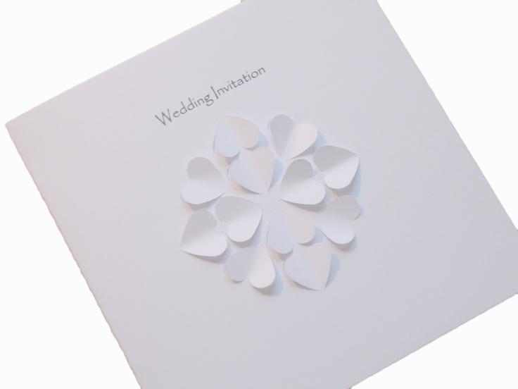 Lovely beating heart invite  http://www.indigoflash.co.uk/store/wedding-invitations/square-invites-/classic-invite-beating-heart-theme/c-24/c-70/p-267