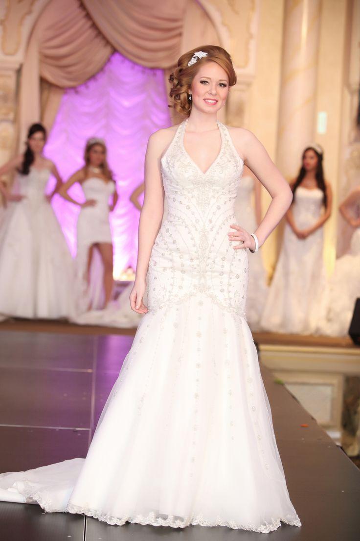 Canadian Bridal Fashion Show www.orangemodels.ca