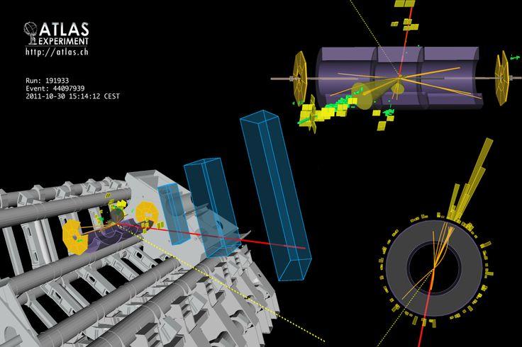 ¿Qué es el bosón de Higgs? Si no lo tienes muy claro, es posible que este artículo te ayude a comprender mejor cuál es su papel en el Universo y por qué fue tan importante su observación en el LHC en 2013. #astronomia #ciencia