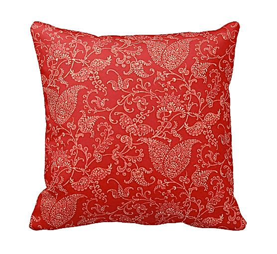 22x22 Throw Pillow Covers : 17 Best images about Pillow Covers on Pinterest Linen pillows, Floral patterns and Cotton linen