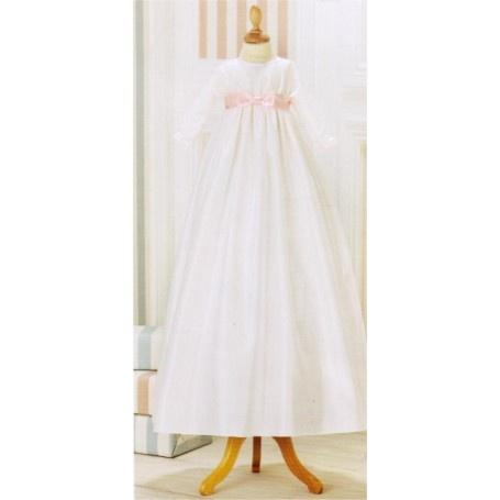 Dåpskjole 6022 m/ lue