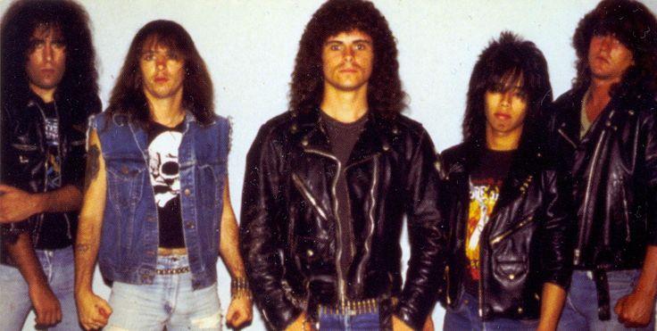 Agent Steel band | Agent Steel 1980's