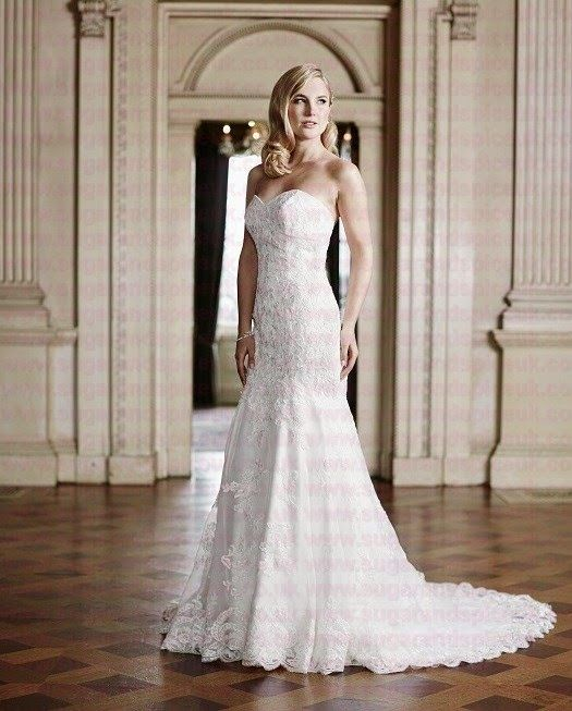 Tiffanys Angelica - Mermaid and fishtail gowns - Sugar and Spice UK - Lincoln